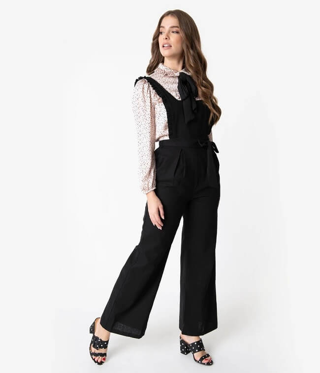 types of jumpsuits styles