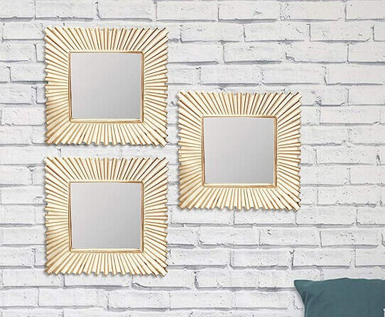 buy wall mirrors online at low prices in india