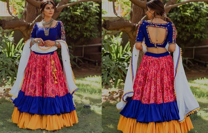 latest chaniya choli designs 2019 for navratri