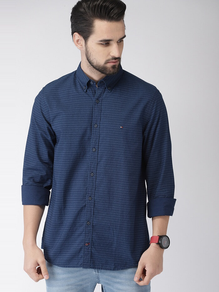 basics casual shirt online purchase