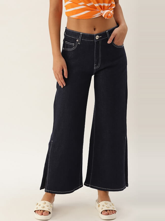 womens high west denim jeans online india