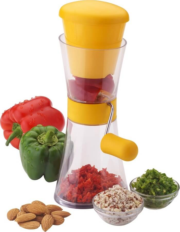 vivaan plasticfFruit and vegetable chopper