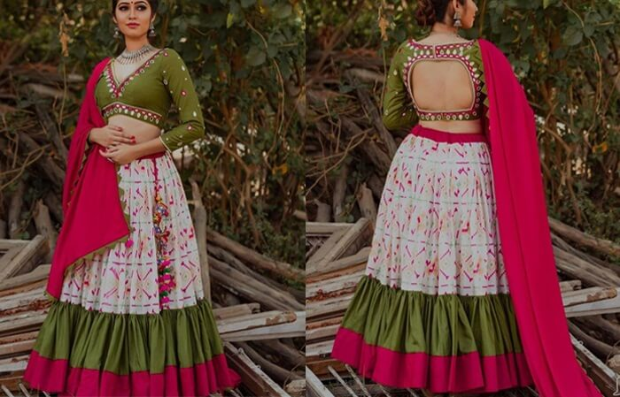 chaniya choli designs for navratri online shopping