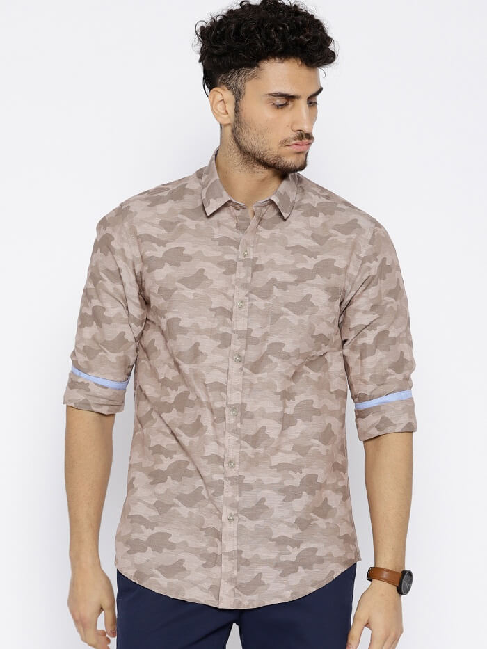 casual shirt online shopping india