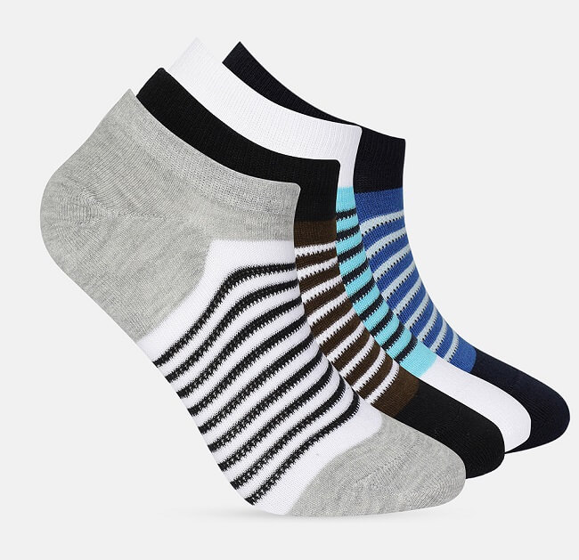 best ankle socks brand in india