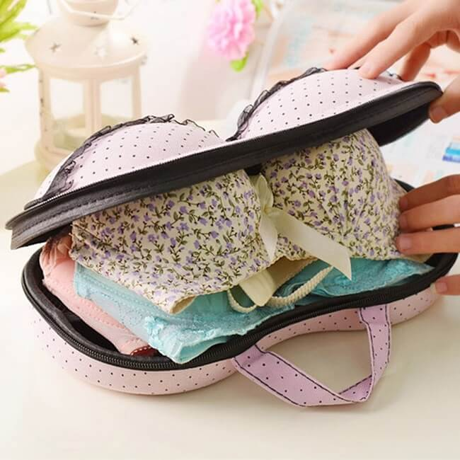 lungerie bra bag alternative
