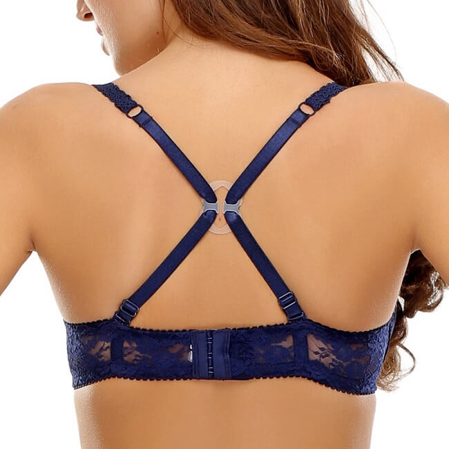 racer back bra can bring several advantages