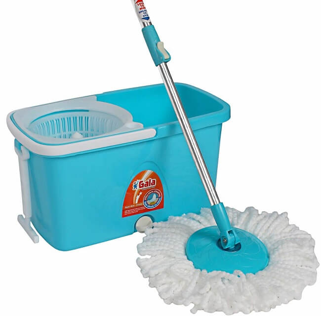 Gala Mop Superior CleaningMop with Bucket