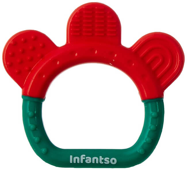 best teether for baby india