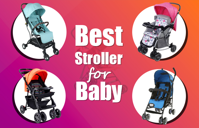 Best stroller for baby online at best prices