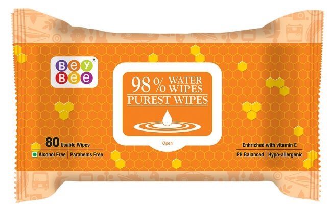 littles baby wipes price in india