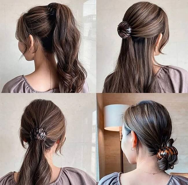 wedding hairstyles with hair accessories