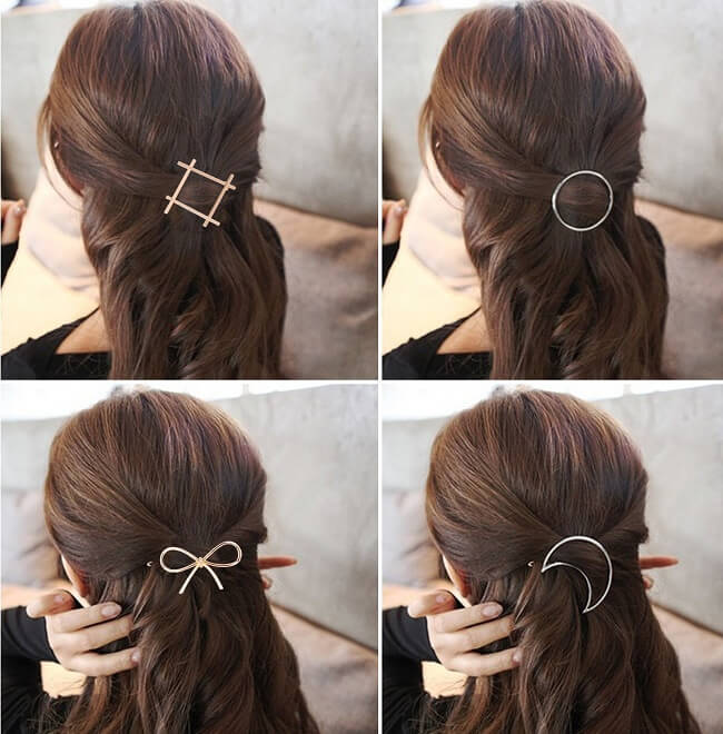 hair accessories for women india