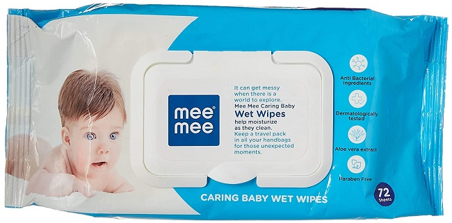 baby wipes price in india