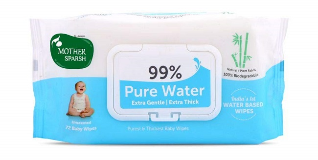 best baby wipes price in india