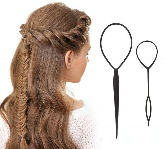 hair accessories for women with long hair
