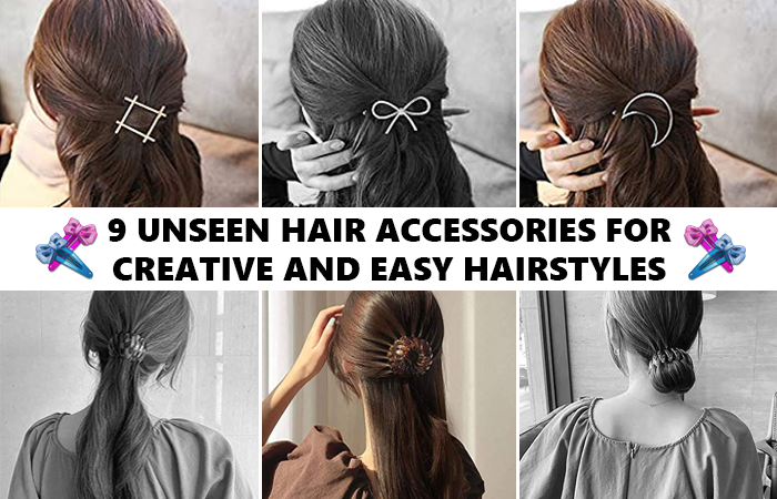 Buy accessories for creative hairstyles online