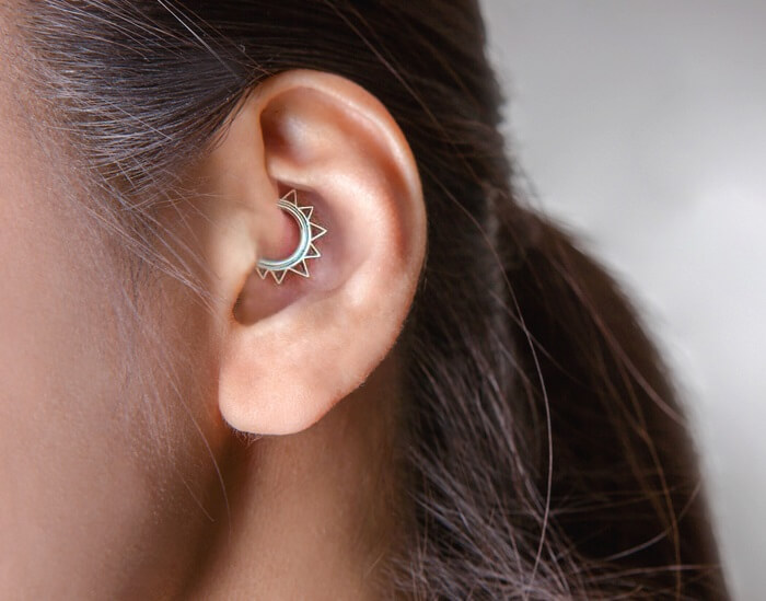 jewelry for daith piercing