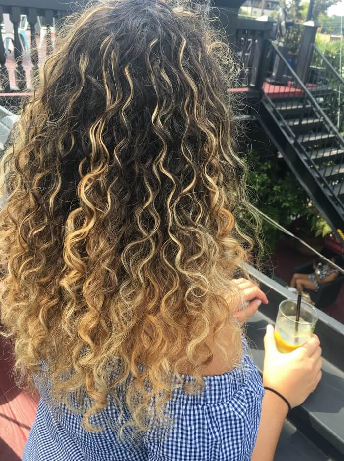 wavy curly hair hairstyles