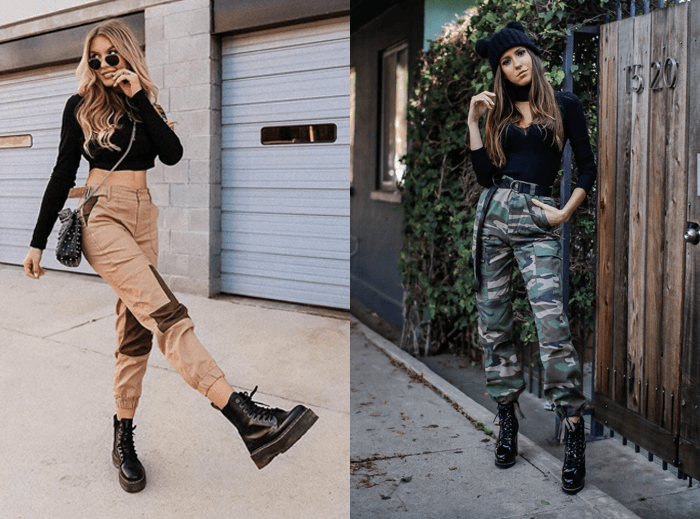best shoes to wear with khaki joggers