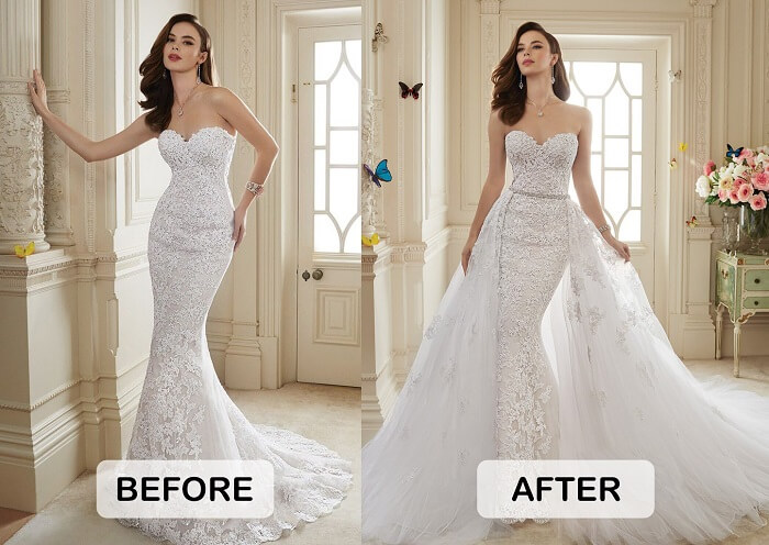 Tips for Wedding Dress Alterations