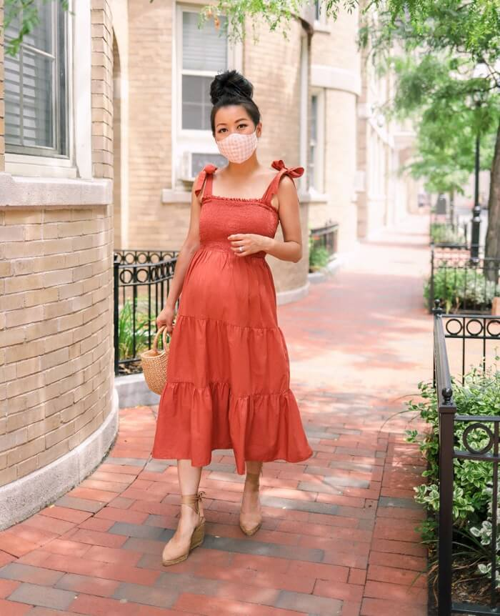 how to buy non maternity clothes when pregnant