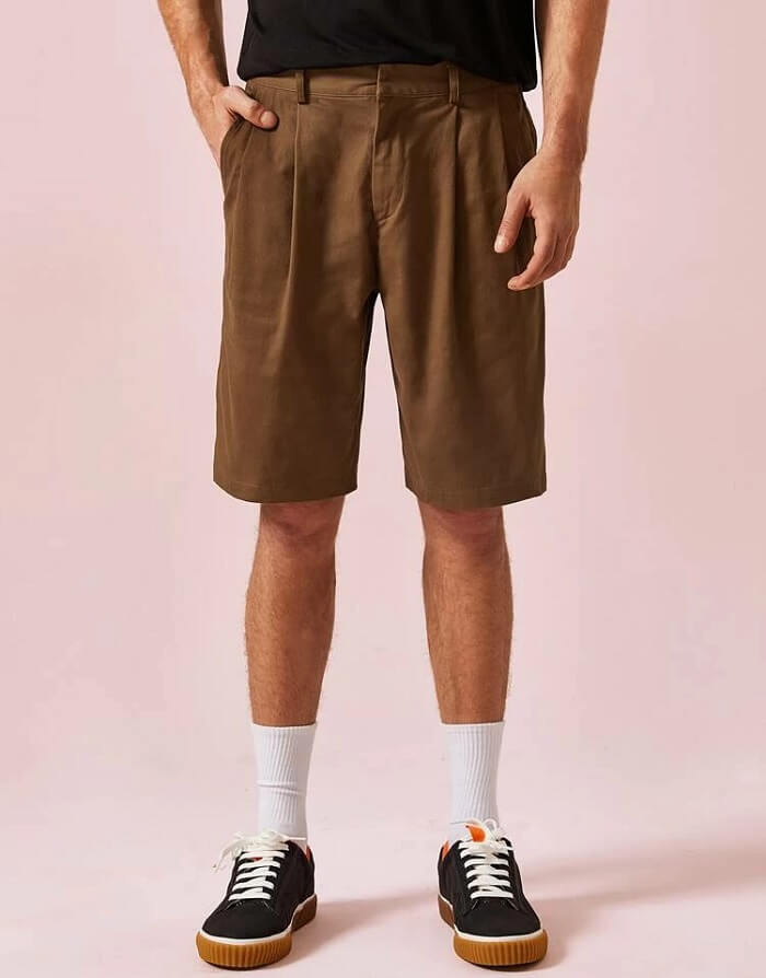 shorts for men with big thighs