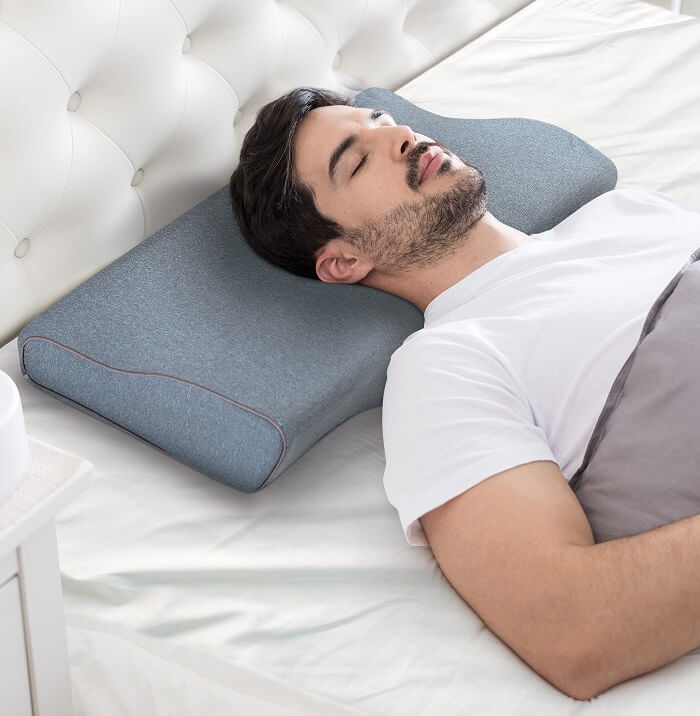 best anti snore pillow, smart anti-snore pillow
