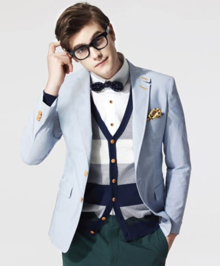 types of lapel style