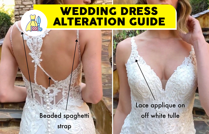 Best Wedding Gown Alterations