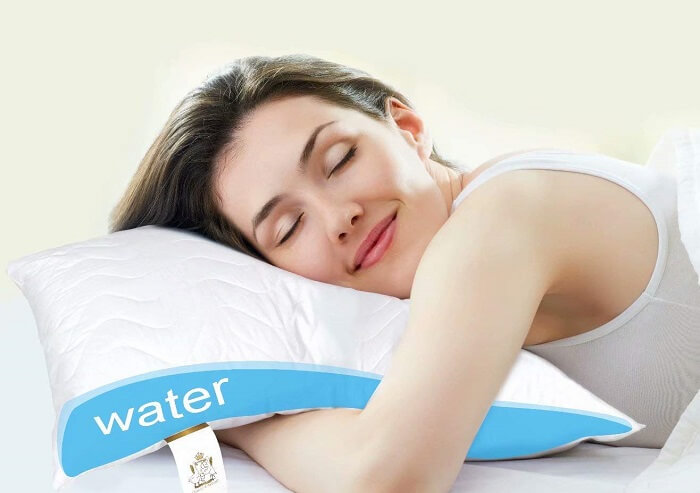 water pillow for sleeping