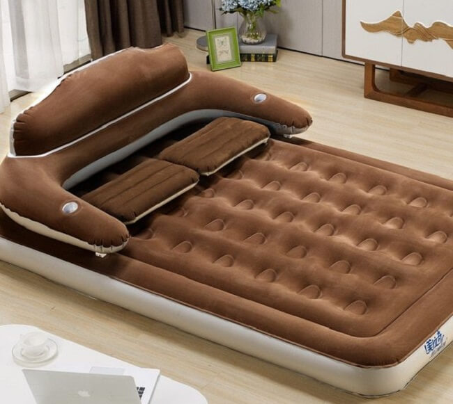 best price double air bed, best price single air bed