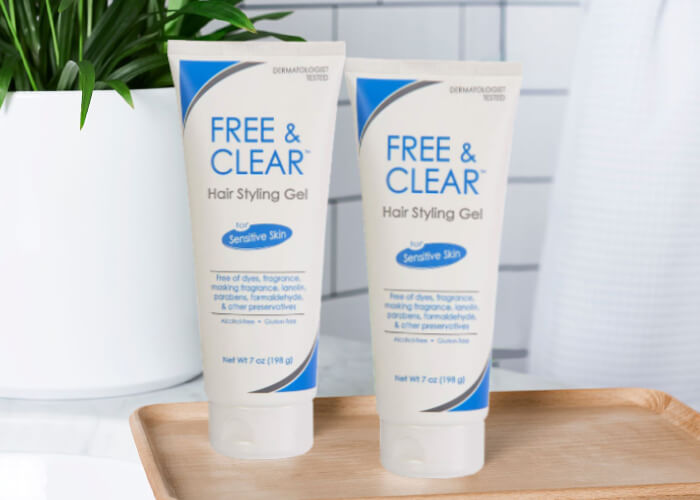 what is the best alcohol free hair gel?