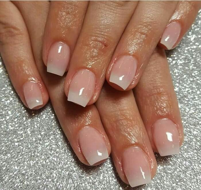 manicure types of nails