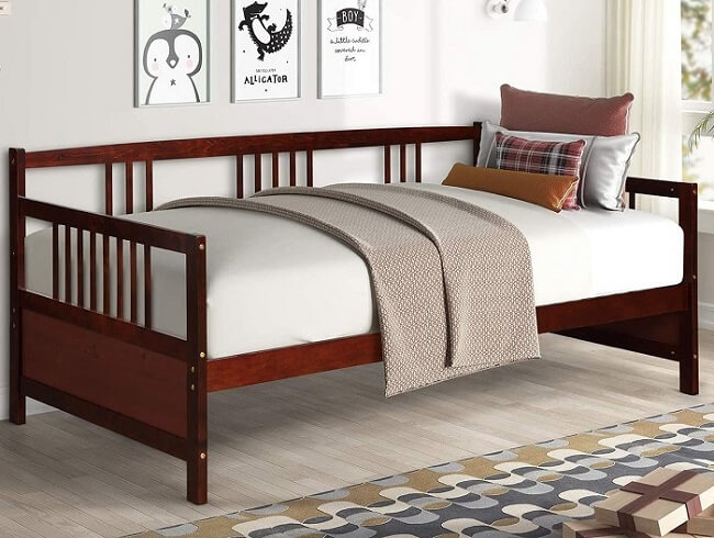 Day bed sofa, low cost daybed
