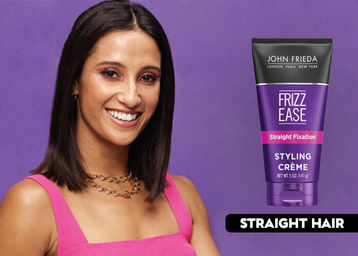 what is the best gel for straight hair?