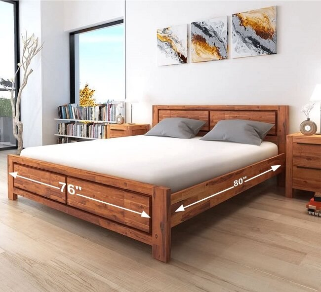 king size beds near me for sale