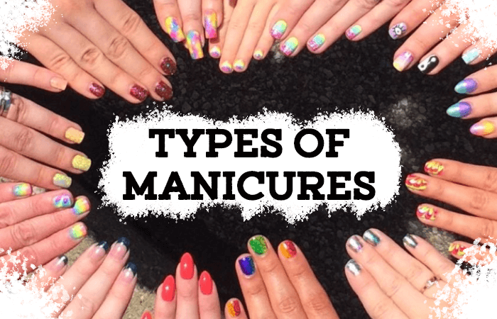 manicure at home without tools