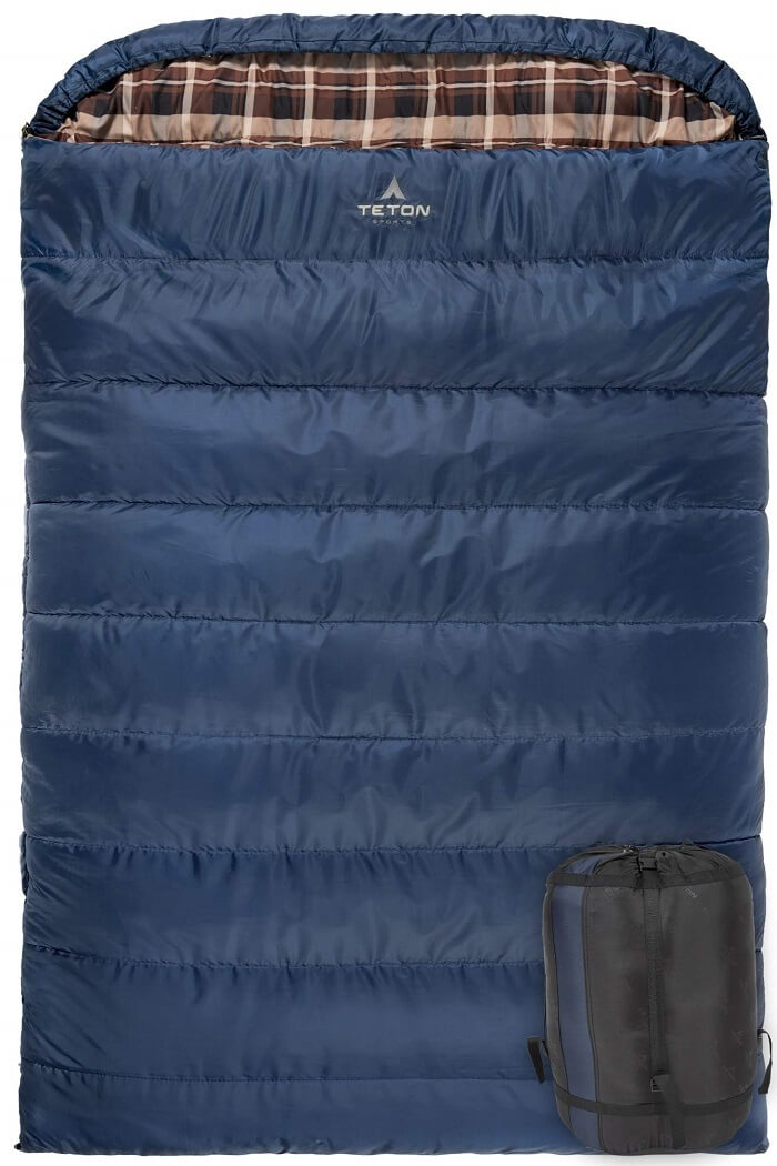 camping double sleeping bags