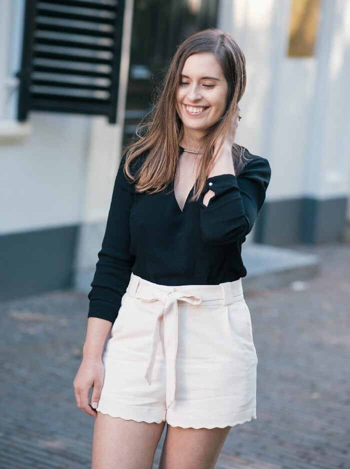 Shorts outfits for over 40