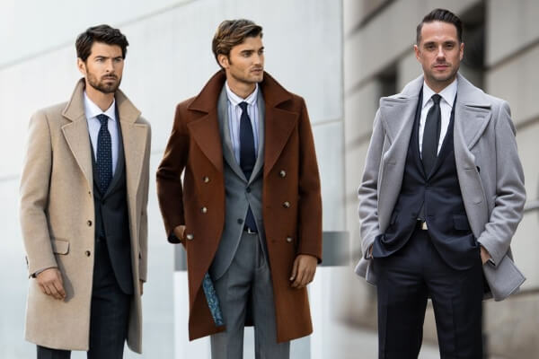 Types of suits for Men's body types