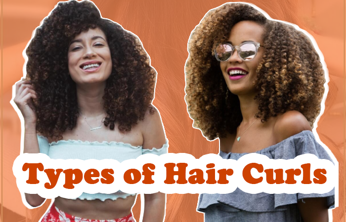 different types of curly hairstyles, how to style naturally curly hair