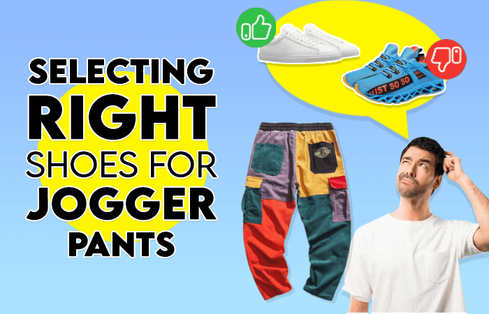 Best shoes to wear with joggers men's