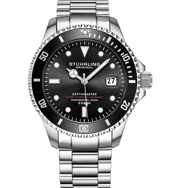 dive watches automatic
