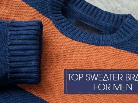 Top 11 Sweaters Brands for Men to Stay Warm in Winter