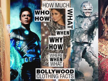 Clothing Facts About Bollywood You may not Know