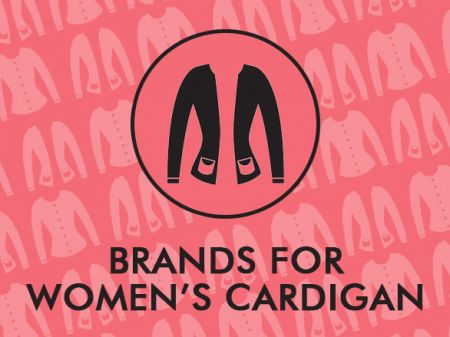 Top 10 Brands to Buy Cardigans for Women