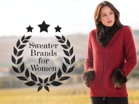 10 Best Women Sweater Brands to Embrace Winter In Hot style