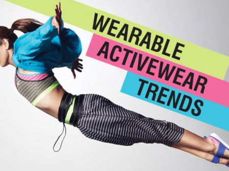 13 Most Wearable Activewear Trends For Gym