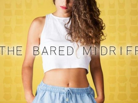 12 Cool Ways to Show Midriff/Belly Navel in Style